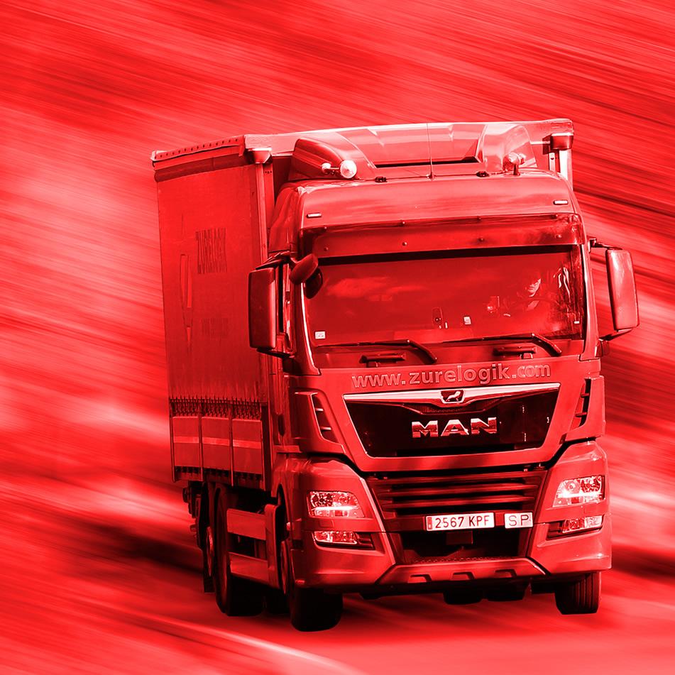 Servicios de groupaje o gestión de cargas parciales
