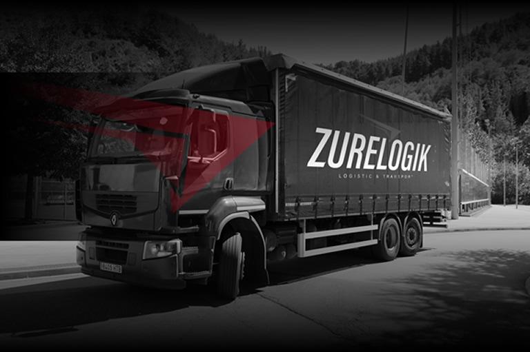 Servicios de logística, gestión de cargas y transporte de mercancías por carretera