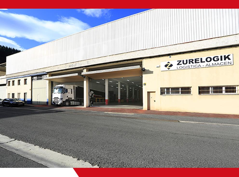 Zurelogik es una empresa de logística y transporte de mercancías en Gipuzkoa