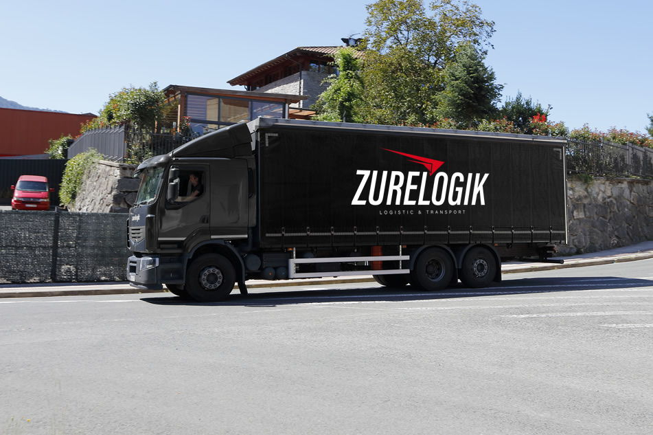 Transporte de mercancías por carretera nacional e internacional
